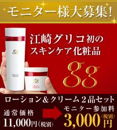 グリコ gg化粧品 3000円モニターセット