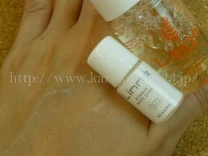 ニキビケア リンネ 化粧水 パウダー美容液 画像付き使用方法