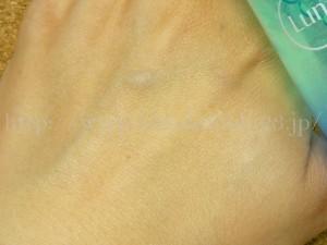富士フイルム大人ニキビ基礎化粧品ルナメアACの肌なじみや使用感を写真付きで紹介します