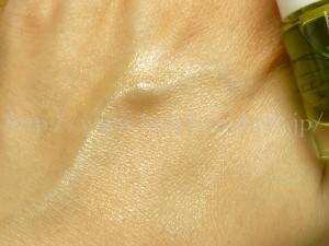 真皮のコラーゲンを増やすことで毛穴のゆるみを防止すること!というコンセプトのもとにたるみ毛穴に有効なオリーブオイル美容液を作り上げたそうです。