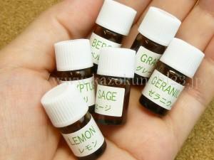 オリーヴフォレストの香りは13種類のアロマオイルが絶妙なバランスで調合された香りになってます。