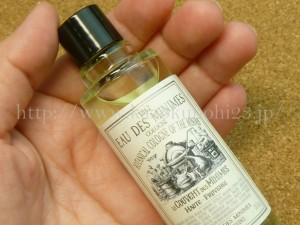 グロッシーボックスやプラナスボックスと同じジャンルのバニティボックスに入っていた、心地よい香りのクヴォン・デ・ミニム オーデ ミニムは、フレッシュな香り。