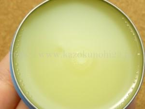 made in Norwaynanaのリップクリームならぬ、リップバームです。口にするものならではの無香料・防腐剤無添加で作られています。