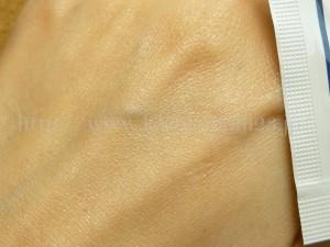クリスタルジェミートライアルキットに含まれていたジェミーネフェルタリホワイトニングエッセンス先行型美容液には、しみやそばかすを防ぐビタミンC誘導体が含まれたり、肌荒れを防ぐグリチルリチン酸ジカリウムが配合されていました。