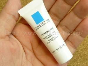 トレリアン フォーミングクレンザー(洗顔料)2,9gtoleriane purifying foaming creamを使った感想を口コミ報告します。