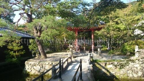 9月某日。歌舞伎の演目としても知られる清水の舞台として有名なきよみずにて。
