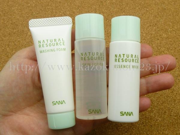 ノエビアのグループ会社SANAサナが作った自然派基礎化粧品。20代から30代女性向けのリーズナブルな価格帯のスキンケアアイテムらしい。