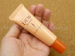 DEW beaute(デュウボーテ)お試しセットに入っていたエマルジョンライトについての使用感を口コミ報告します。