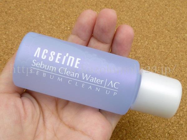 アクセーヌ シーバムクリーン ウォーター ACモイストの肌なじみをクチコミしていきます。