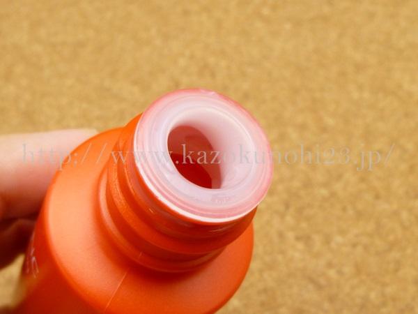 コーセーの薬用美白乳液の使用感紹介画像。