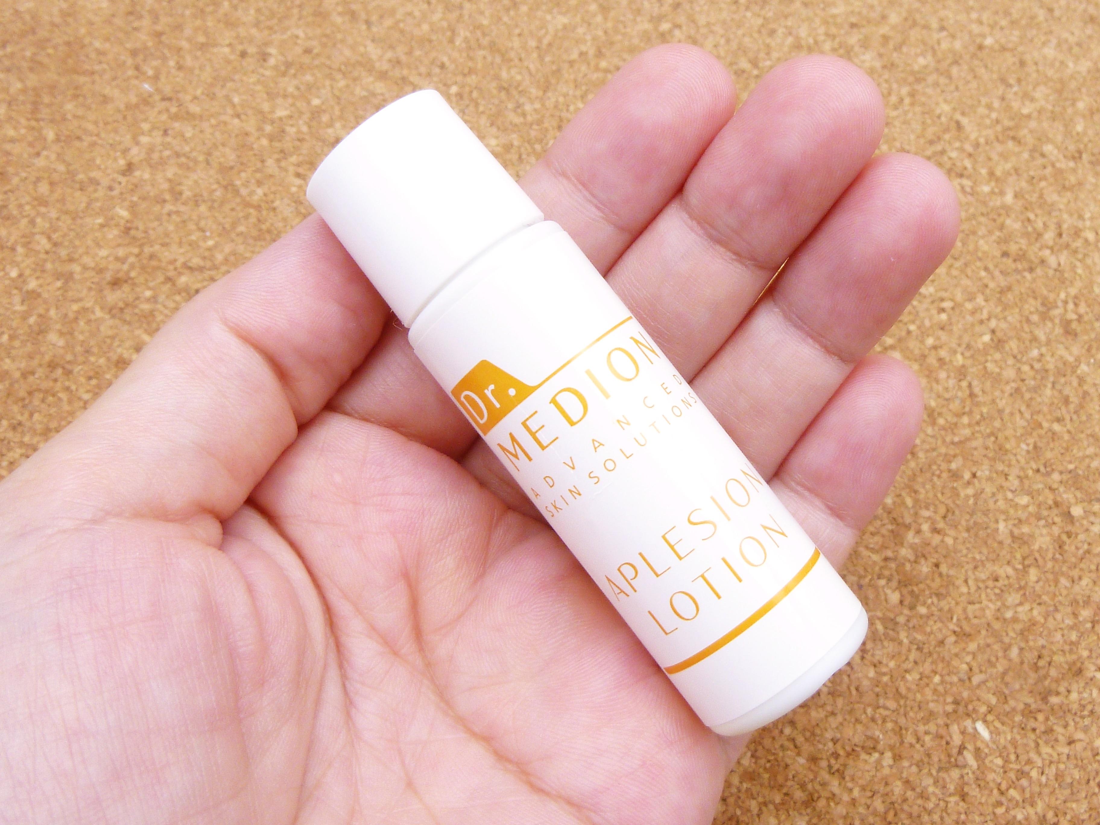 炭酸パック クチコミ報告。ドクターメディオンのスパオキシジェルを使用後につけるアプレシオン化粧水の肌なじみなど。