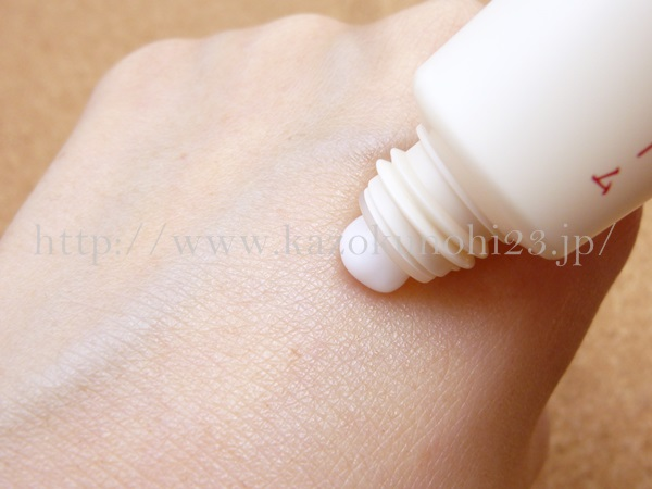 米ぬか美人うるおい美人保湿クリームの肌なじみを写真つきで口コミ報告。