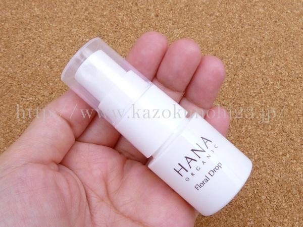 ミストタイプの化粧水フローラルドロップ化粧水。