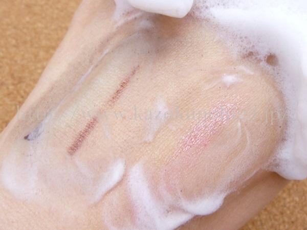 ビトアスパーフェクト洗顔石鹸の使用感を写真付きで口コミ報告します。