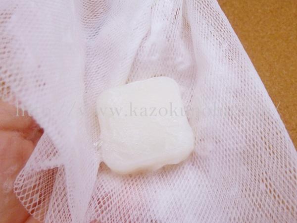 オルタナティブスキンケアの洗顔石鹸を使って泡だてました。画像つき報告。