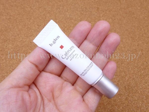 ビーグレンCセラム美容液は、ビタミンC誘導体がたっぷり配合された美容液です。肌なじみを写真付きで口コミ報告します。
