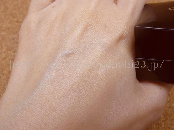 ポーラbaシリーズの保湿クリームの肌なじみや質感を写真付きで口コミ報告します。