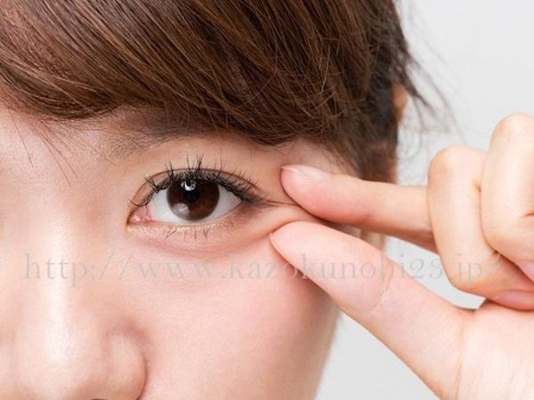 マイクロニードルにおるスキンケアでほうれい線だけではなく、目尻にも有効です。