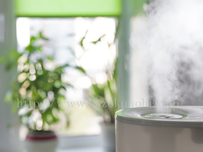 冬の乾燥肌対策として、保湿も大事ですが、湿度コントロールでサポートするのも大事になってきます。