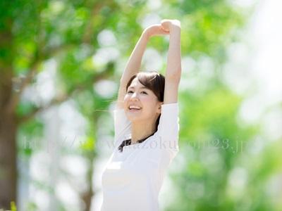 良い健康状態は、大人ニキビ改善や対策には最適です。