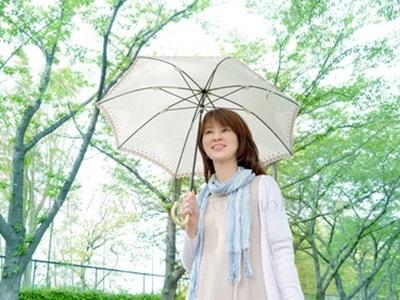 帽子や日傘などに寄る、春の乾燥肌対策。