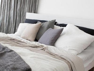 今すぐできる冬の乾燥肌対策!かゆみや肌荒れを防ぐスキンケア方法とは?寝具をコットンに変更してみます。