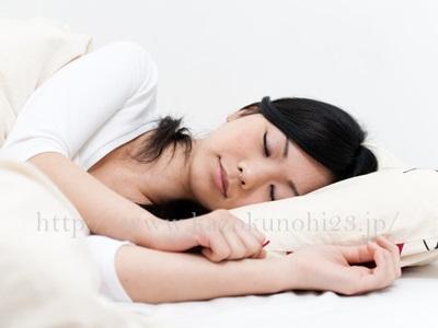 春の乾燥肌対策として、自律神経を整えるためにも、睡眠は大事だったりします。