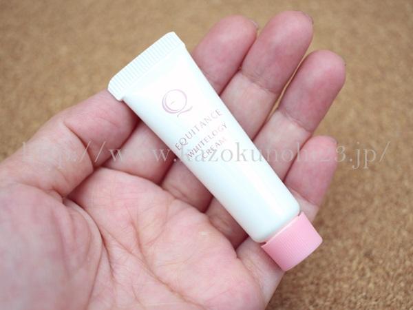 サンスター ホワイトロジークリーム(クリーム) 5gを使ってみました。肌なじみや質感を写真つきで口コミ報告していきます。