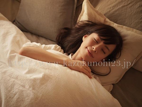 正しい睡眠も角栓酵素洗顔