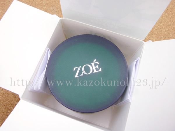 エクストラリッチクリーム ZOE of Switzerland(ゾエオブスイッツァーランド)は本商品が入っていました。