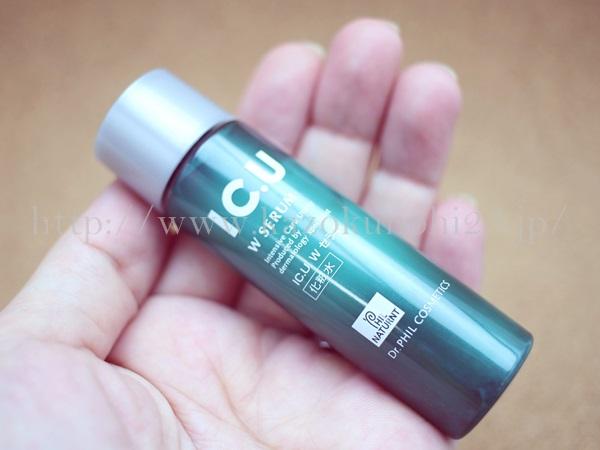 フィルナチュラントIC.U Wセラム(化粧水)の肌なじみを写真付きでクチコミ中。