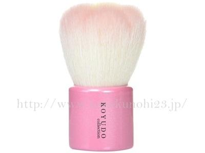 筆タイプの洗顔ブラシは、パット見でメイクブラシのイメージです。