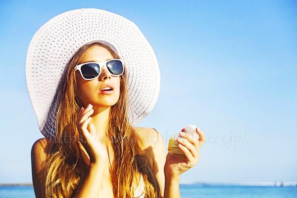 日焼け肌を改善したい