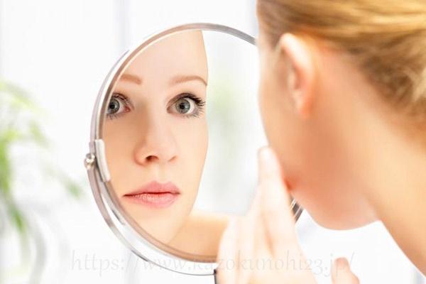 脂性肌の開き毛穴の特徴