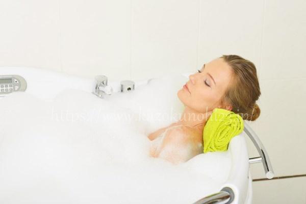 乾燥肌を改善するために入浴方法にも注意しよう!
