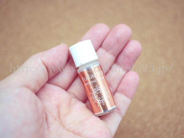 フラセラセラム美容液は、アンフェイディングセラムという名前らしいです。