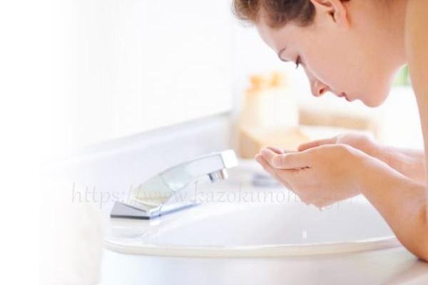 乾燥肌に優しい洗顔のコツ
