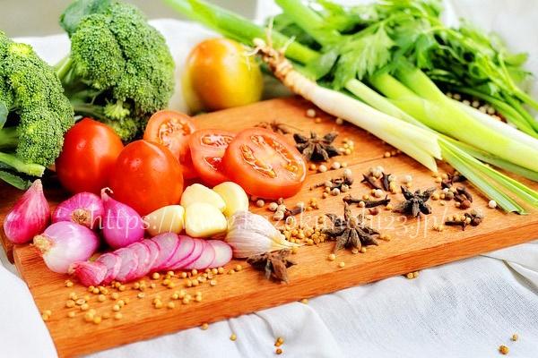 栄養バランスの整った食事を心がける