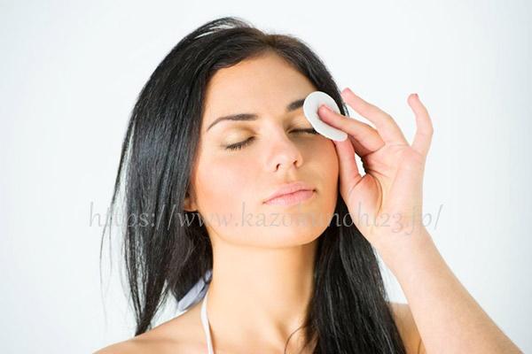 拭き取り化粧水の正しい使い方