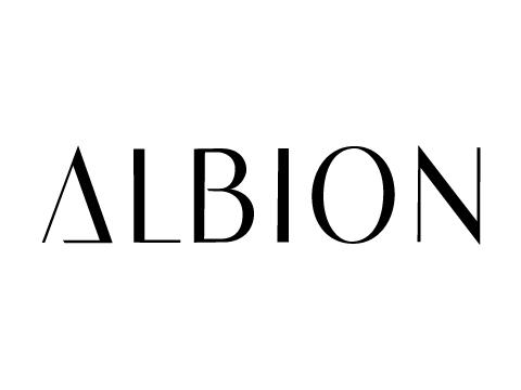 albion アルビオン のロゴ