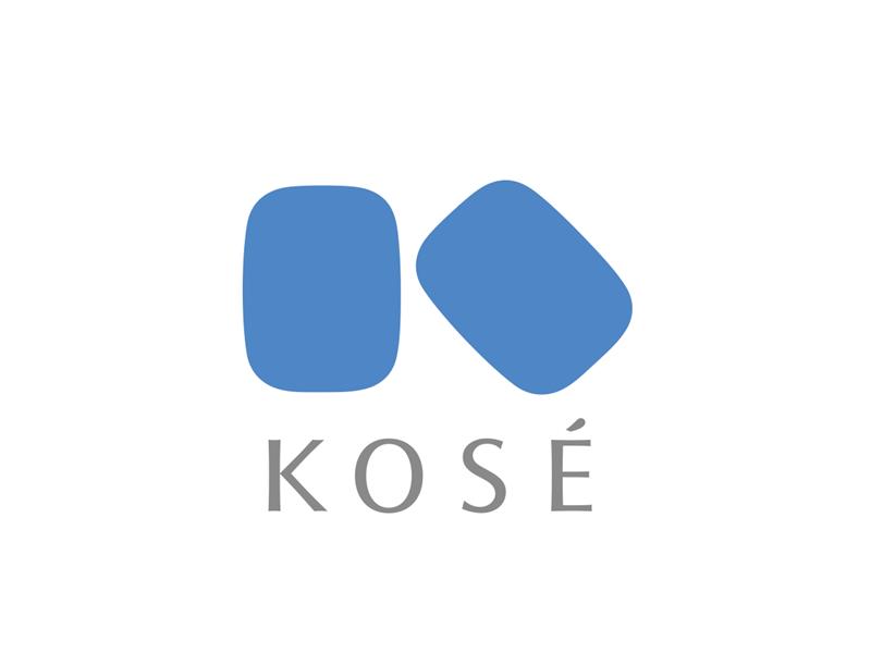 KOSE コーセーのロゴ