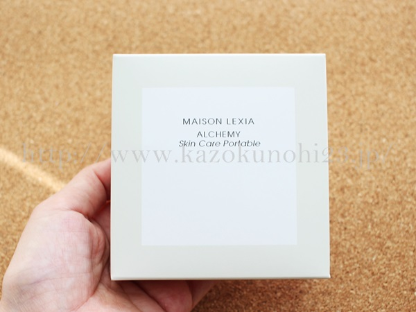 メゾンレクシアの販売しているアルケミースキンケアは、皮脂ケアもしてくれる基礎化粧品です。