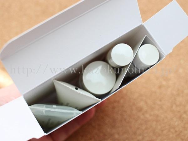 基礎化粧品アルケミースキンケアは化粧水・美容液・クリーム・クレンジング・洗顔料・日焼けどめの6アイテムが試せます