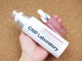 CNP チャアンドパク ピーリングブースター&エネルギーアンプルを使ってみました。