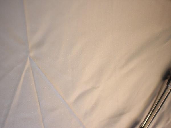 遮光ロールカーテンのところで撮影したとき。